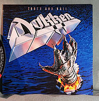 CD диск Dokken – Tooth And Nail