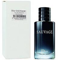 ТЕСТЕР Мужской парфюм Dior Sauvage (100 мл)