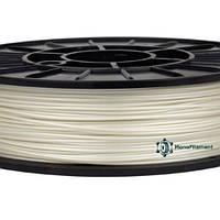 COPET (PETT, PETG) пластик MonoFilament 1,75 мм білі перли