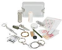 """Набор выживания Mil-Tec """"Survival Kit Alu Box"""" 16027100, фото 1"""