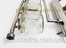 Дистиллятор аппарат бытовой с тремя сухопарниками, фото 2