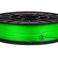 COPET (PETT, PETG) пластик MonoFilament 1,75 мм зелений напівпрозорий