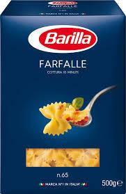 Макароны Barilla Farfalle 500гр. Италия, фото 2