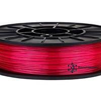 COPET (PETT, PETG) пластик MonoFilament 1,75 мм рожевий напівпрозорий