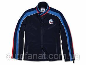 Оригинальная мужская куртка BMW Classic Motorsport Jacket, Men, Dark Blue (80142463115)