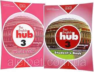 Английский язык / English Hub / Student's+Workbook. Учебник+Тетрадь (комплект), 3 / MM Publications