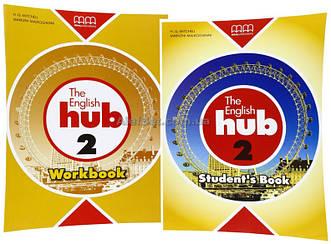 Английский язык / English Hub / Student's+Workbook. Учебник+Тетрадь (комплект), 2 / MM Publications