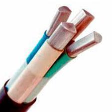 АВВГ 4х10 силовой алюминиевый кабель