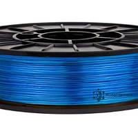 COPET (PETT, PETG) пластик MonoFilament 1,75 мм синій напівпрозорий