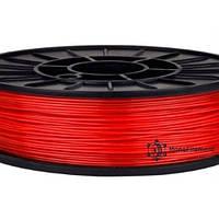 COPET (PETT, PETG) пластик MonoFilament 1,75 мм червоний напівпрозорий