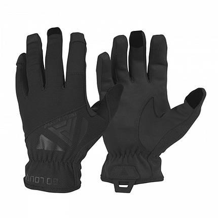 Перчатки Direct Action® Light Gloves - Black, фото 2