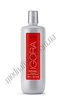 Schwarzkopf Professional / Лосьон-окислитель Igora Royal на масляной основе 9%, 1000 мл