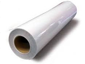 Глянцева плівка для ламінації MF-PVC Gloss Film 1,27х150м, фото 2