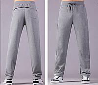 Брюки мужские спортивные. Мужские спортивные штаны трикотажные. Разные цвета.