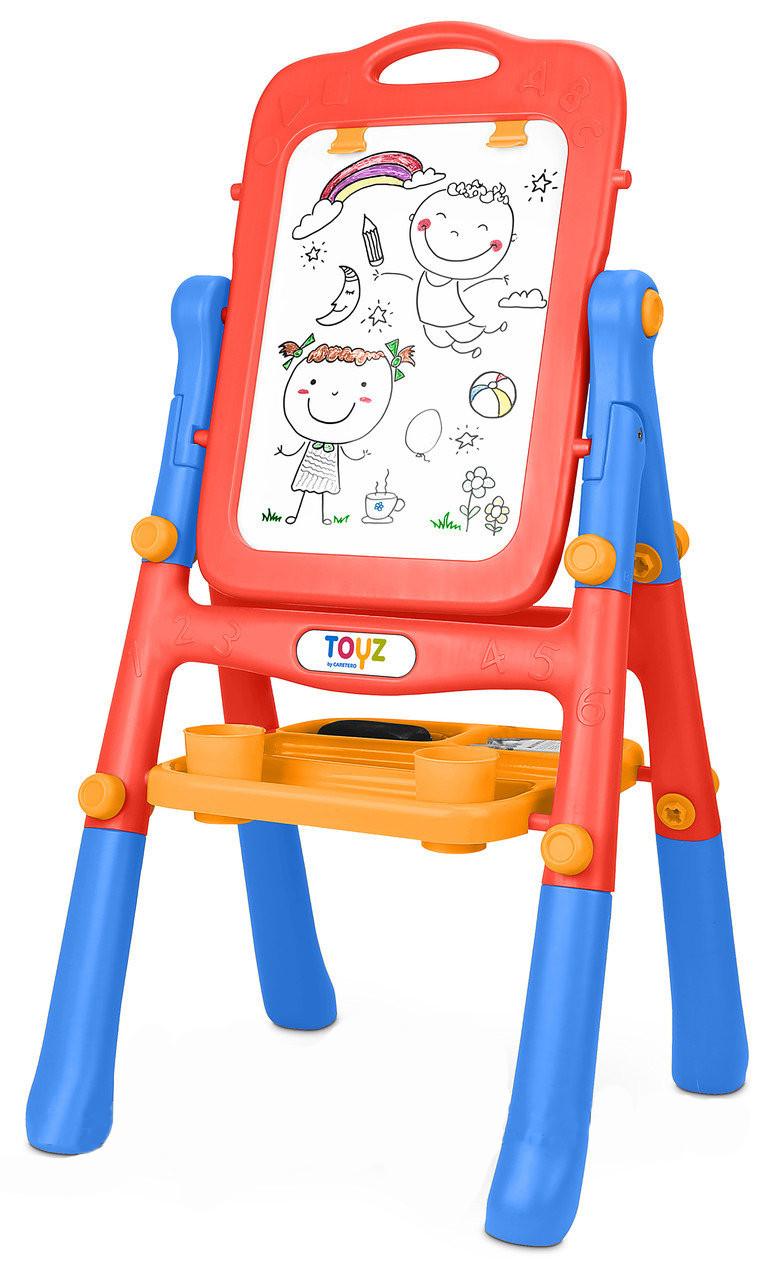 Детский мольберт для рисования Caretero