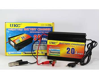 Зарядное для аккумулятора BATTERY CHARGER 20A MA-1220A устройство-автомат инвертор