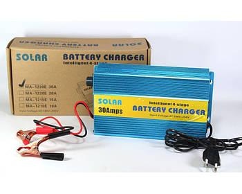Зарядное устройство 30А МА-1230А для автомобильного аккумулятора