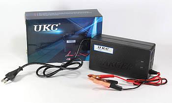 Инвертор5А МА-1205 для автомобильного аккумулятора UKC Battery Charger 5А