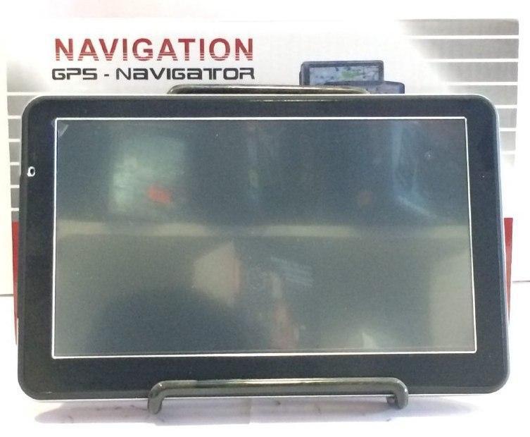 """Автомобильный GPS навигатор 711 512mb 8gb экран 7"""" Портативный GPS в машину"""