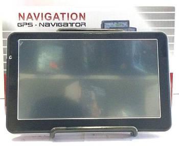 Автомобільний GPS навігатор D711 - GPS+ 4Ядра+ 8Gb+ Android