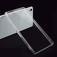 Прозрачный силиконовый чехол для Sony Xperia XA1 Ultra