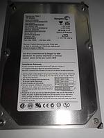 Жесткий диск для компьютера 3,5 Seagate Barracuda 7200 160GB IDe.
