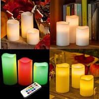 Свечи светодиодные - поступления ожидаются..