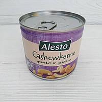 Орешки кешью соленые Alesto Cashewkerne gerostet&gesalzen 150гр (Германия)