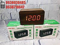 Настольные часы бруска VST-863