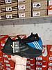 Кроссовки Adidas 4D Runner Triple Black черные мужские, фото 2