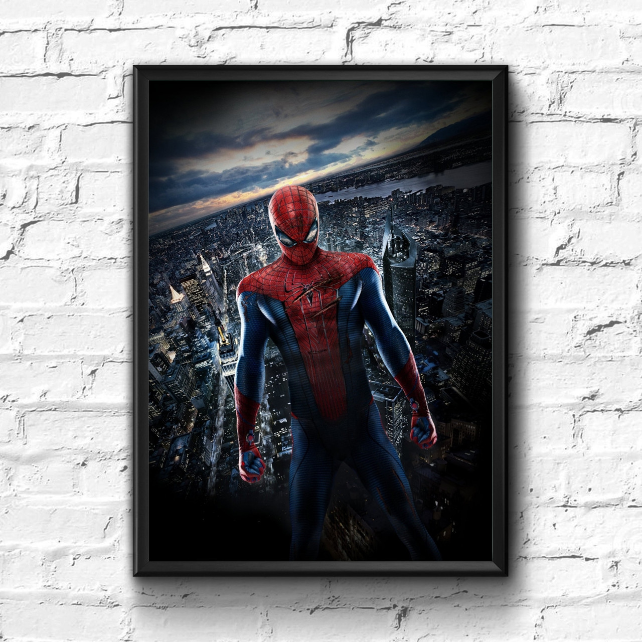 Постер с рамкой Spider-Man, Marvel #19
