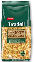 Макаронные изделия Tiradell z Ciecierzycy 250 g