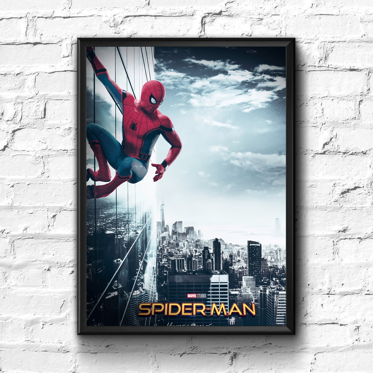Постер с рамкой Spider-Man, Marvel #20