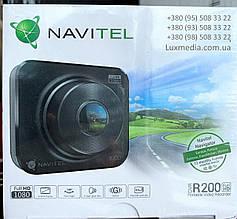 """Видеорегистратор Navitel R200 (2"""" экран, FullHD запись видео)"""