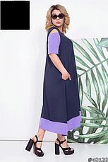 Платье женское, летнее, размер:48-58, фото 3