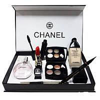 Подарочный набор женский Chanel 6 в 1
