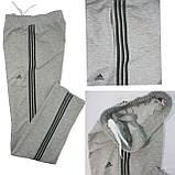 Брюки мужские спортивные. Трикотажные мужские спортивные брюки.Мод. 4024., фото 5