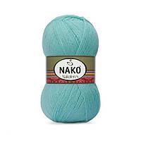 Nako Nakolen 5 пряжа для вязания полушерсть.