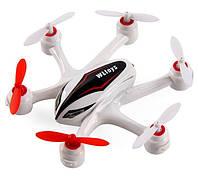 Гексакоптер мини на радиоуправлении WL Toys Q282J с камерой HD 720p. белый - 139794