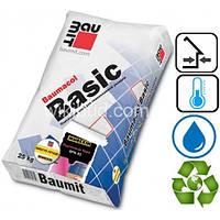 Клей для плитки  Бейсік  Клейова суміш для керамічної плитки Baumit Basic