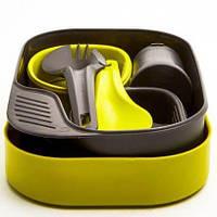 Туристический набор посуды Wildo Camp-A-Box Duo Complete Lime 6529, фото 1