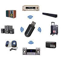 Bluetooth-адаптер приемник аудио ресивер Music Reciver HJX-001
