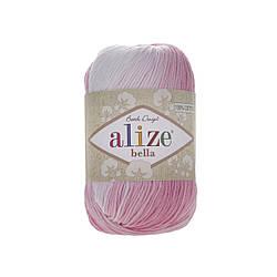 Пряжа хлопковая Alize Bella Batik 2126