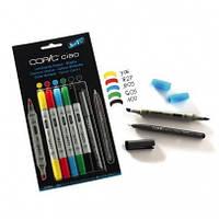 Набір маркерів Copic Ciao Set 5+1 Brights (22075550)