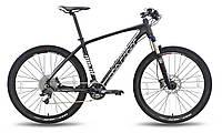 """Велосипед 27,5'' PRIDE XC-650 PRO 2.0 рама - 19"""" черно-белый матовый 2016"""