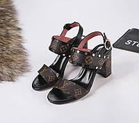 Босоножки Louis Vuitton, фото 1