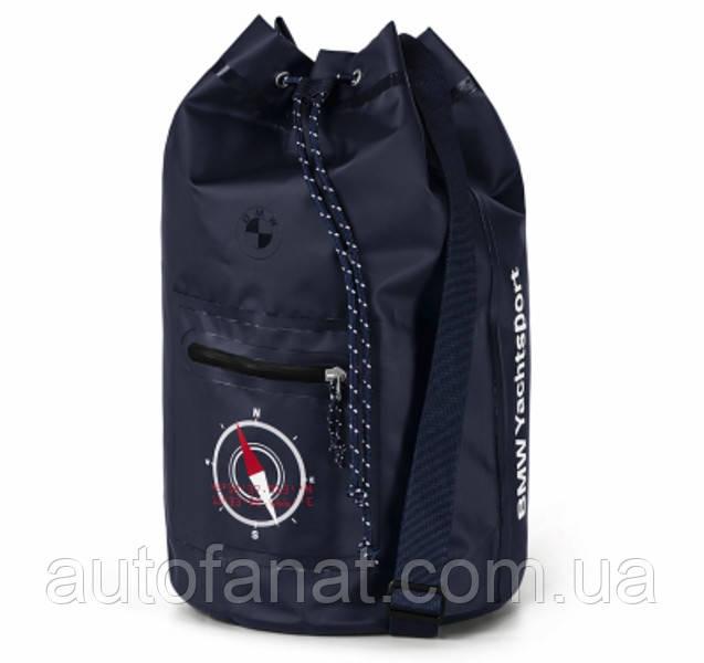 Оригинальныйморской мешок BMW Yachtsport Dry Bag, Dark Blue (80222461062)