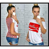 Футболка Сhanel-Coca