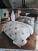 Красивый набор постельного белья  из бязи