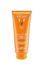 Vichy Ideal SOLEIL SPF20 Солнцезащитное молочко 300 мл Код 24902